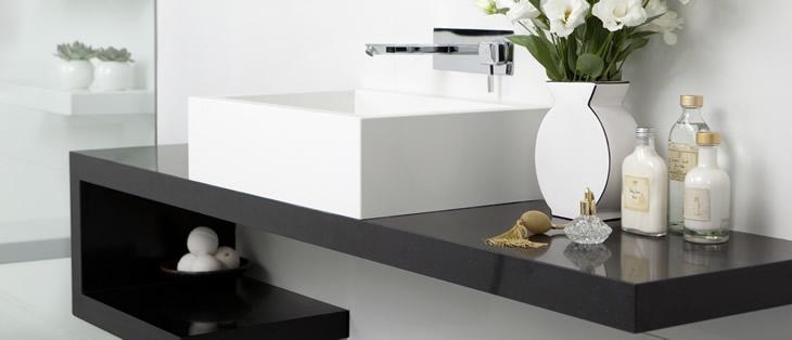 Caesarstone waschtische innovative caesarstone waschtische for Designer waschtische badezimmer
