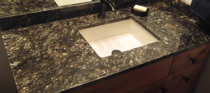Granit Waschtische - Kreative Lösungen im Bad dank Granit ...